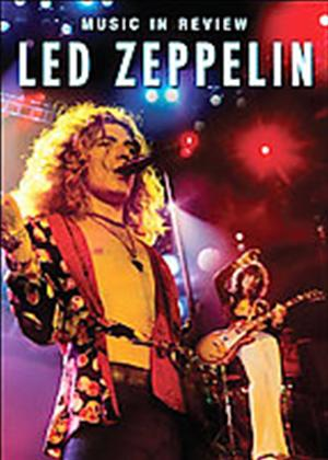 Led Zeppelin: Music in Review Online DVD Rental