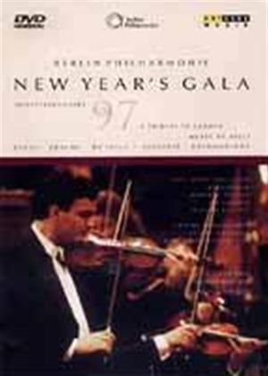 Rent Berlin Philharmonic: New Year's Gala: A Tribute to Carmen Online DVD Rental