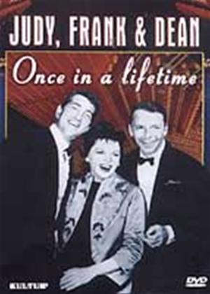 Rent Judy Garland, Frank Sinatra and Dean Martin: Once in a Lifetime Online DVD Rental