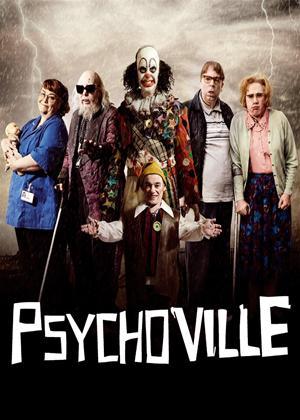 Psychoville Online DVD Rental