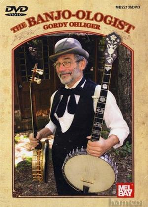 Rent Gordy Ohliger: The Banjo-ologist Online DVD Rental