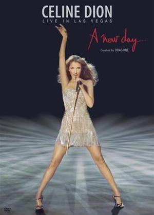 Rent Celine Dion: A New Day: Live in Vegas Online DVD Rental