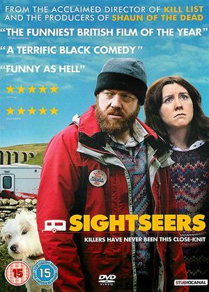 Sightseers Online DVD Rental