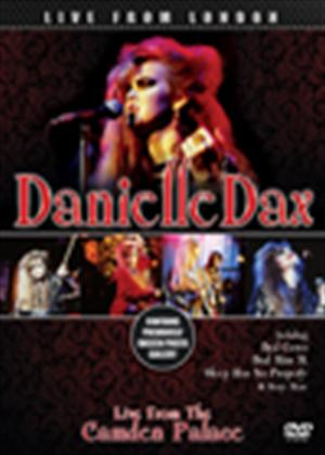 Rent Danielle Dax: Live from London Online DVD Rental