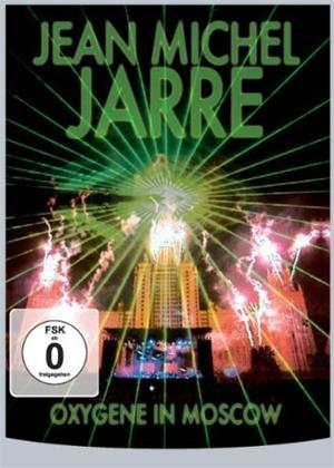Rent Jean Michel Jarre: Oxygene in Moscow Online DVD Rental