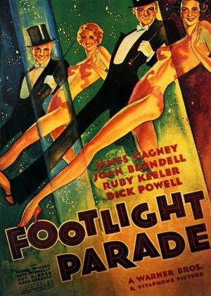 Footlight Parade Online DVD Rental