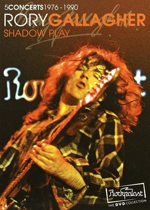 Rory Gallagher: Shadow Play Live Online DVD Rental