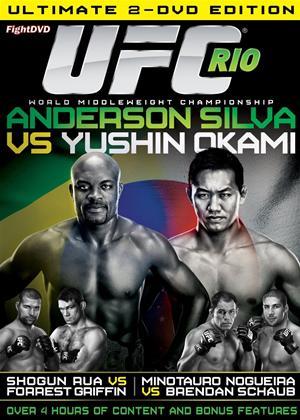 UFC: 134: Silva vs. Okami Online DVD Rental