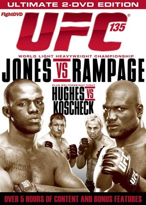 UFC: 135: Jones vs. Rampage Online DVD Rental
