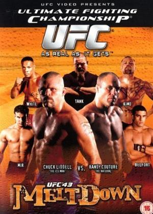 Rent Ultimate Fighting Championship 43: Meltdown Online DVD Rental