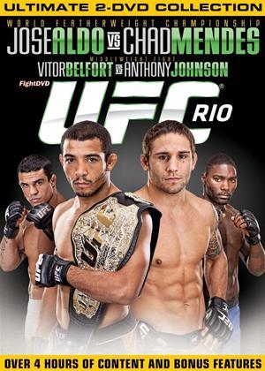 Rent UFC: 142: Aldo vs. Mendes (aka Ultimate Fighting Championship: 142: Aldo vs. Mendes) Online DVD Rental