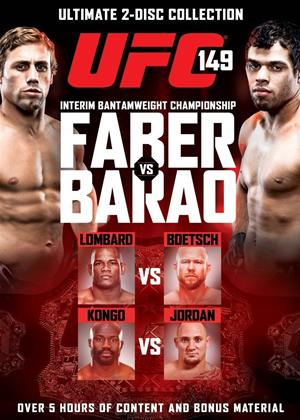 Rent UFC: 149: Faber vs. Barao (aka Ultimate Fighting Championship: 149: Faber vs. Barao) Online DVD Rental
