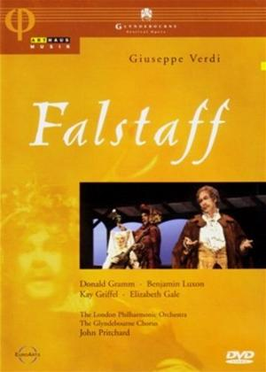Rent Falstaff: The Glyndebourne Festival Opera (Pritchard) Online DVD Rental