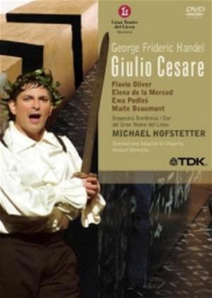 Giulio Cesare: Gran Teatre Del Liceu (Hofstetter) Online DVD Rental