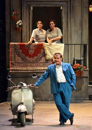 Rent Lo Frate 'Nnamorato: Teatro G.B.Pergolesi (Biondi) Online DVD Rental