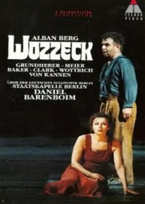 Wozzeck: Staatskapelle Berlin (Barenboim) Online DVD Rental