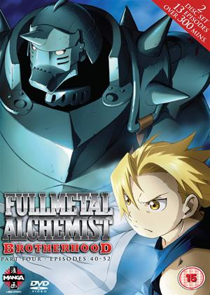 Rent Full Metal Alchemist Brotherhood: Vol.4 (aka Hagane no renkinjutsushi) Online DVD Rental