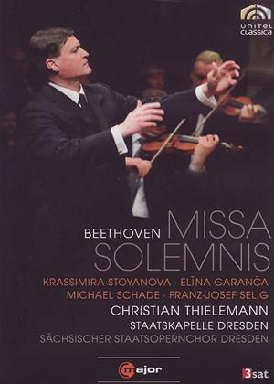Rent Beethoven: Missa Solemnis Online DVD Rental