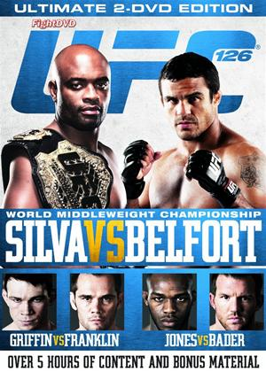 UFC: 126: Silva vs. Belfort Online DVD Rental