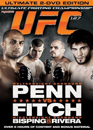 Rent UFC: 127: Penn vs. Fitch (aka Ultimate Fighting Championship: 127: Penn vs. Fitch) Online DVD Rental