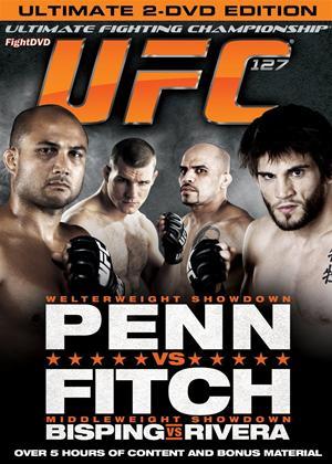 UFC: 127: Penn vs. Fitch Online DVD Rental