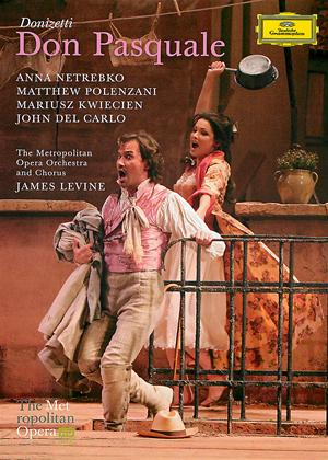 Don Pasquale: Metropolitan Opera (Levine) Online DVD Rental