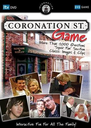 Coronation Street: The Interactive Game Online DVD Rental