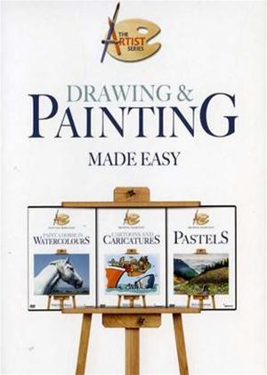 Rent Drawing and Painting Made Easy Online DVD Rental