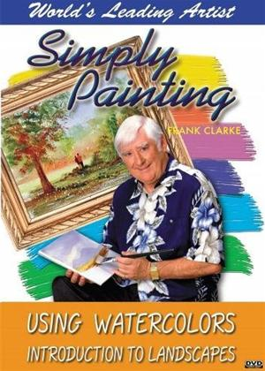 Rent The Simply Painting Series: Introduction to Landscapes Watercolor Online DVD Rental
