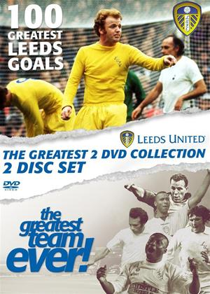 Rent Leeds United: Greatest Collection Online DVD Rental