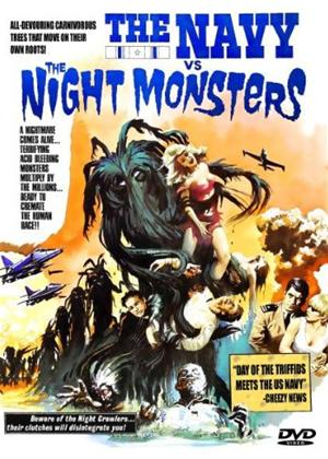 The Navy vs the Night Monsters Online DVD Rental