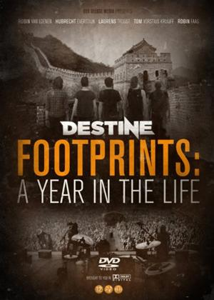 Destine: Footprints: A Year in the Life Online DVD Rental