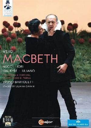 Rent Macbeth: Teatro Regio Di Parma (Bartoletti) Online DVD Rental