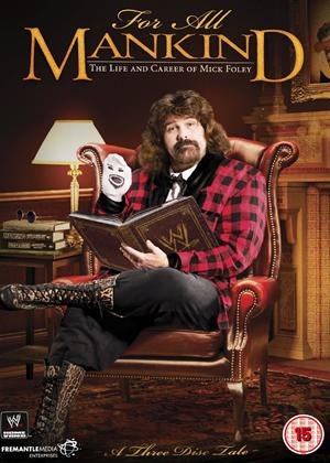 WWE: For All Mankind: The Life and Career of Mick Foley Online DVD Rental
