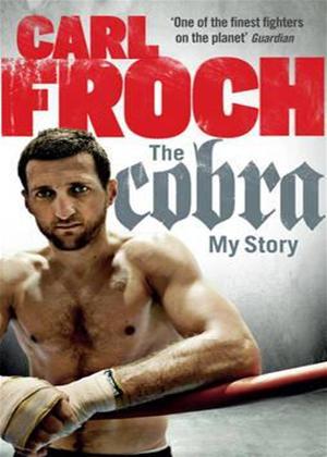 Rent Carl Froch: When the Cobra Strikes Online DVD Rental