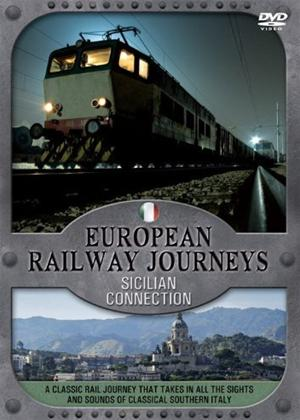 European Railway Journeys: The Sicilian Connection Online DVD Rental