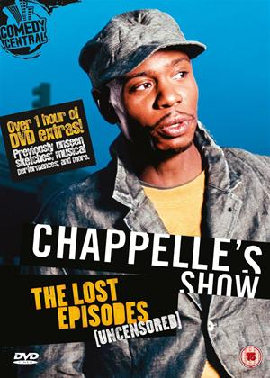 "Rent Chappelle's Show: The ""Lost"" Episodes Online DVD Rental"