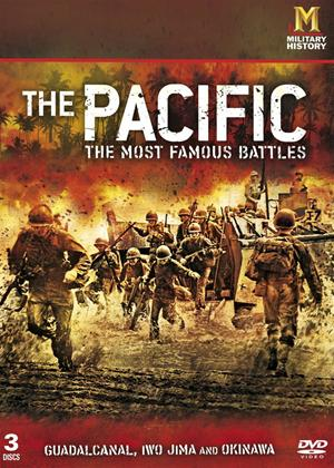 The Pacific: The Most Famous Battles Online DVD Rental