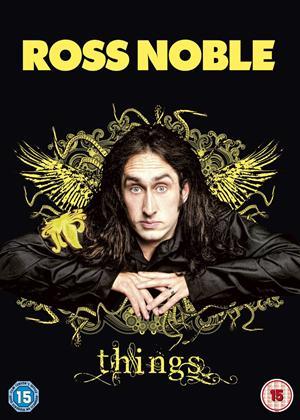 Ross Noble: Things Online DVD Rental