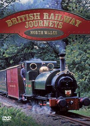 Rent British Railway Journeys: North Wales Online DVD Rental