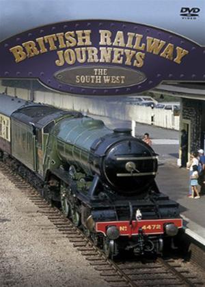 Rent British Railway Journeys: The South West Online DVD Rental