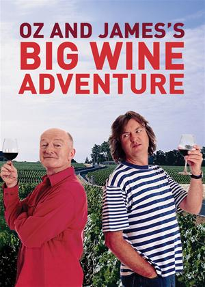 Oz and James's Big Wine Adventure Online DVD Rental