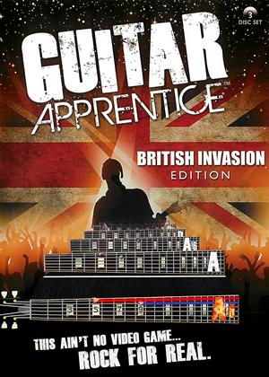 Rent Guitar Apprentice: British Invasion Edition Online DVD Rental