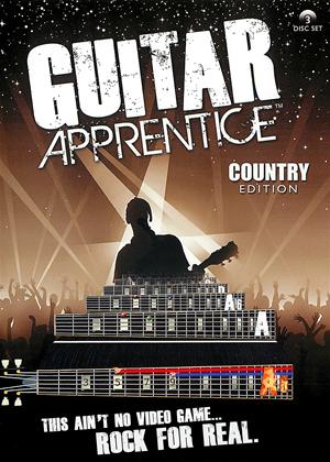 Guitar Apprentice: Country Edition Online DVD Rental