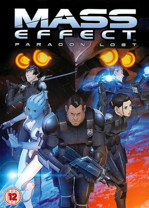 Rent Mass Effect: Paragon Lost Online DVD Rental