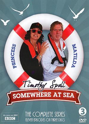 Timothy Spall: Somewhere at Sea Online DVD Rental