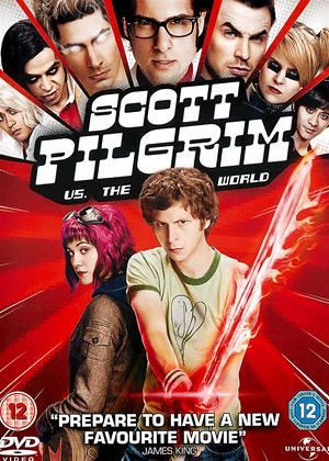 Scott Pilgrim vs. the World Online DVD Rental