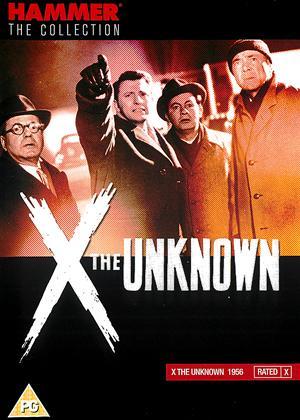 Rent X: The Unknown Online DVD Rental