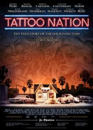 Tattoo Nation Online DVD Rental