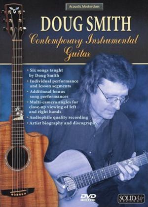 Rent Doug Smith: Contemporary Instrumental Guitar Online DVD Rental